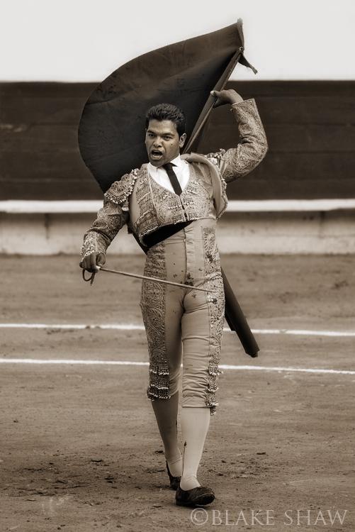 Leonardo benitez, matador, tijuana