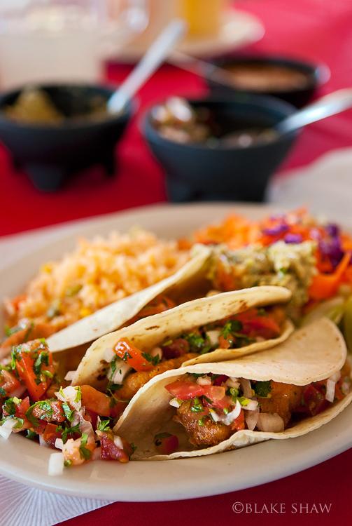 Fish tacos alejandrina