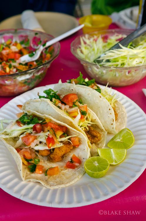 Fish tacos ensenada baja