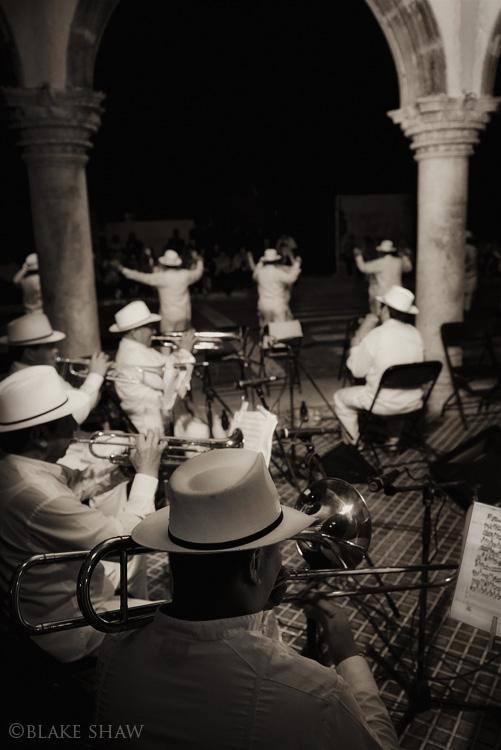 Merida musicians