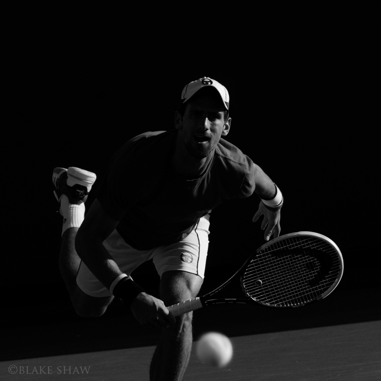 Novak djokovic serve 2
