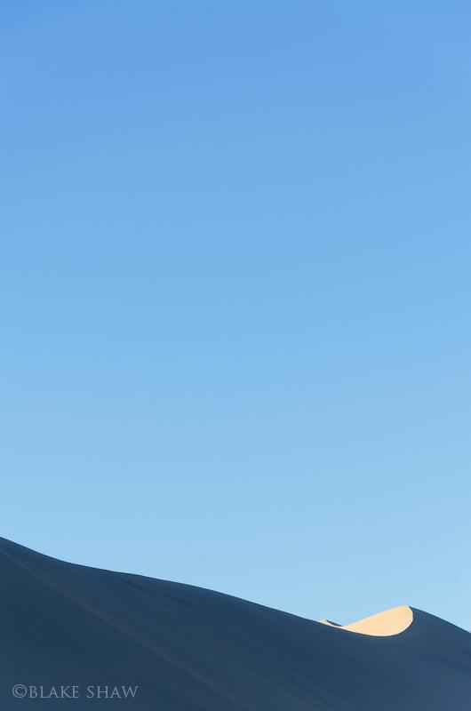 Death valley dunes 5