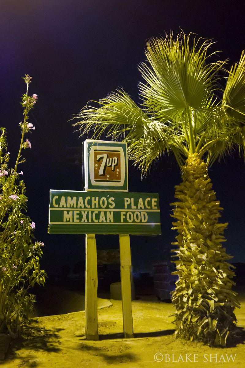 Camacho's sign