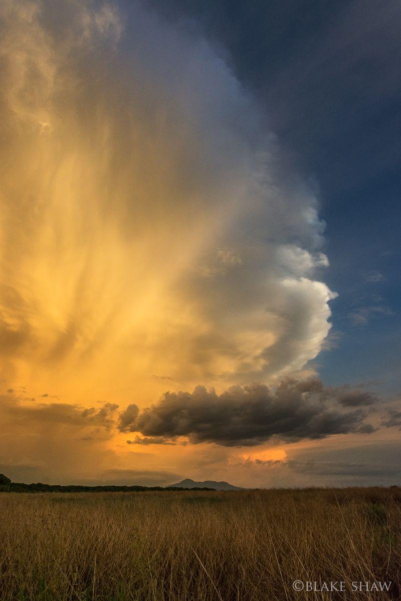 San pedro riparian clouds