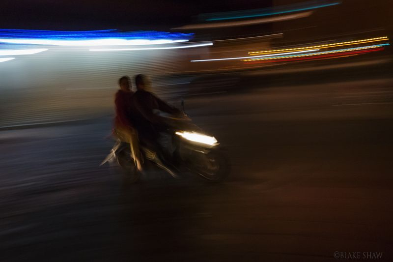 Night riders oaxaca