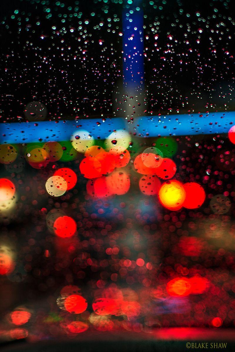 Tijuana raindrops