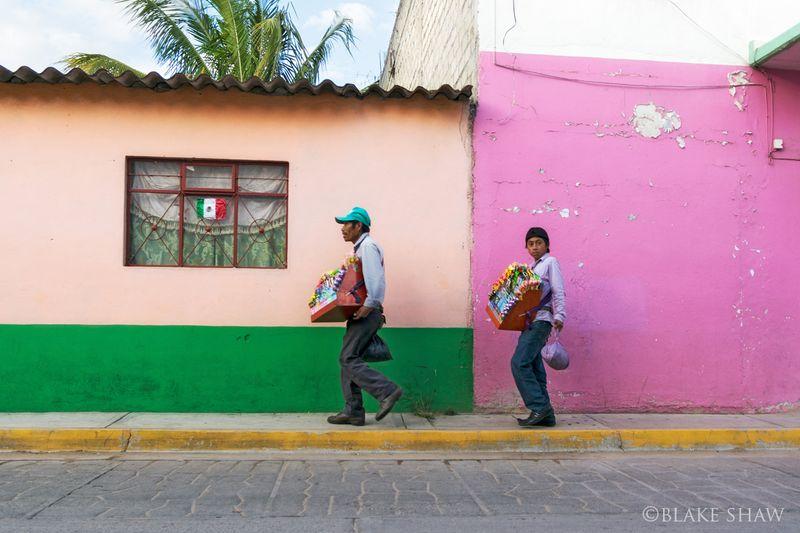 Oaxaca colors