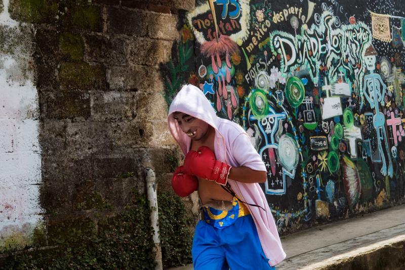 Xico boxer