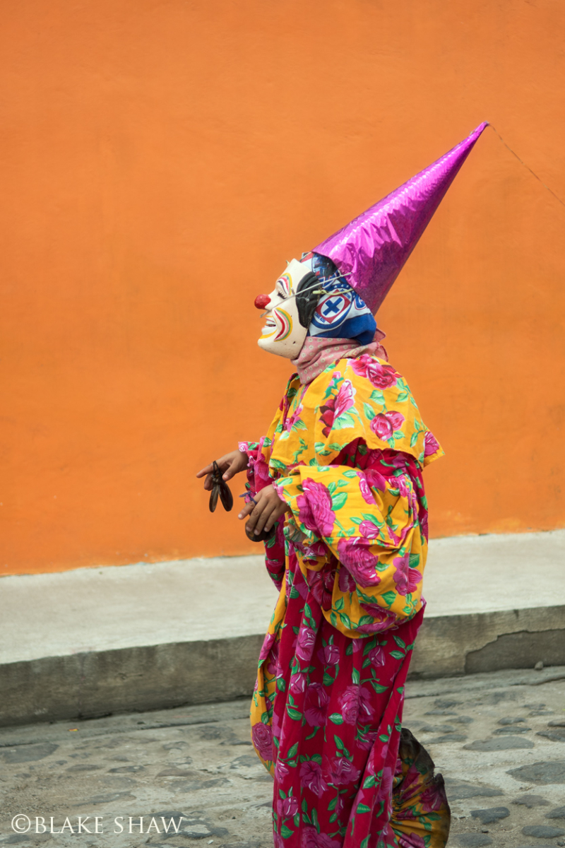 Xico clown 4