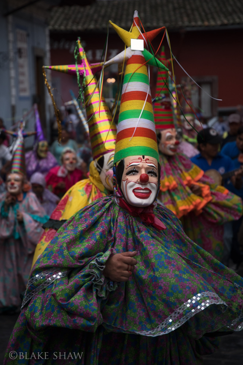 Coatepec clowns 5