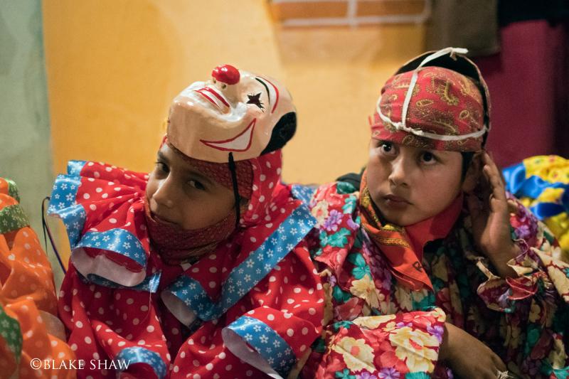Coatepec clowns 12