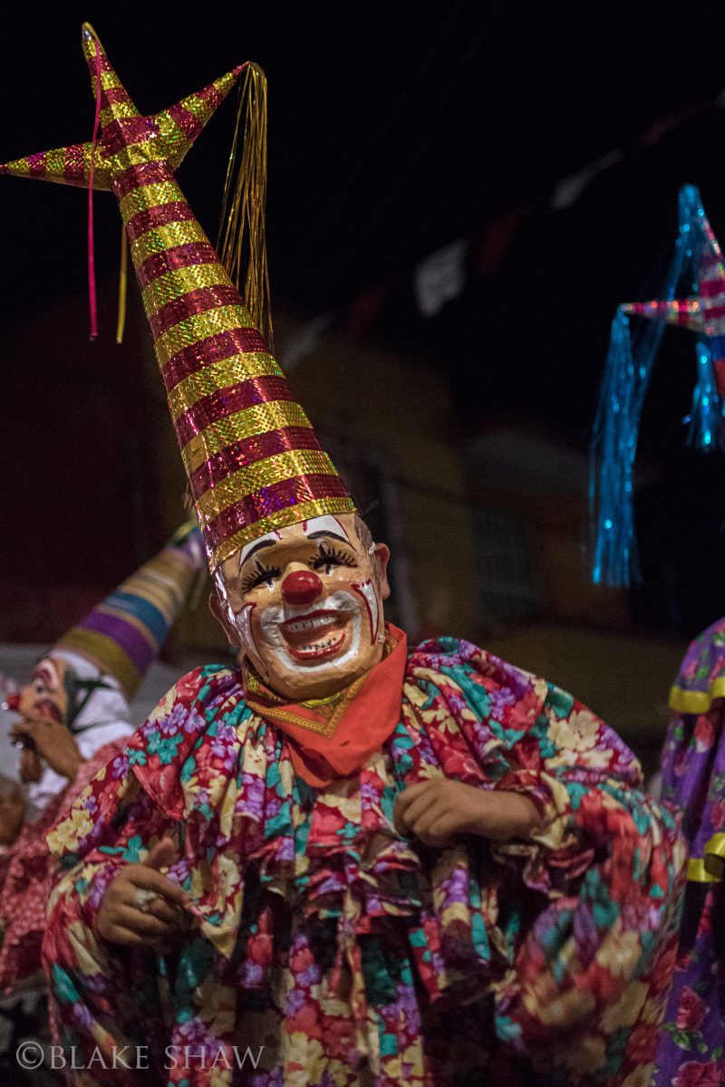 Coatepec clown 3