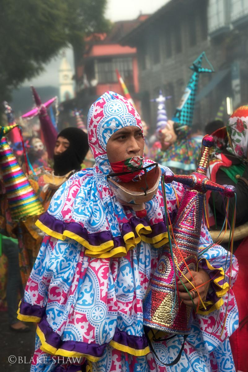 Coatepec clown 4