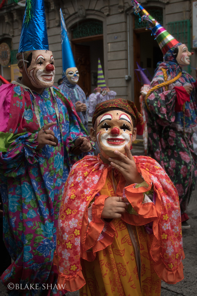 Coatepec clowns 13