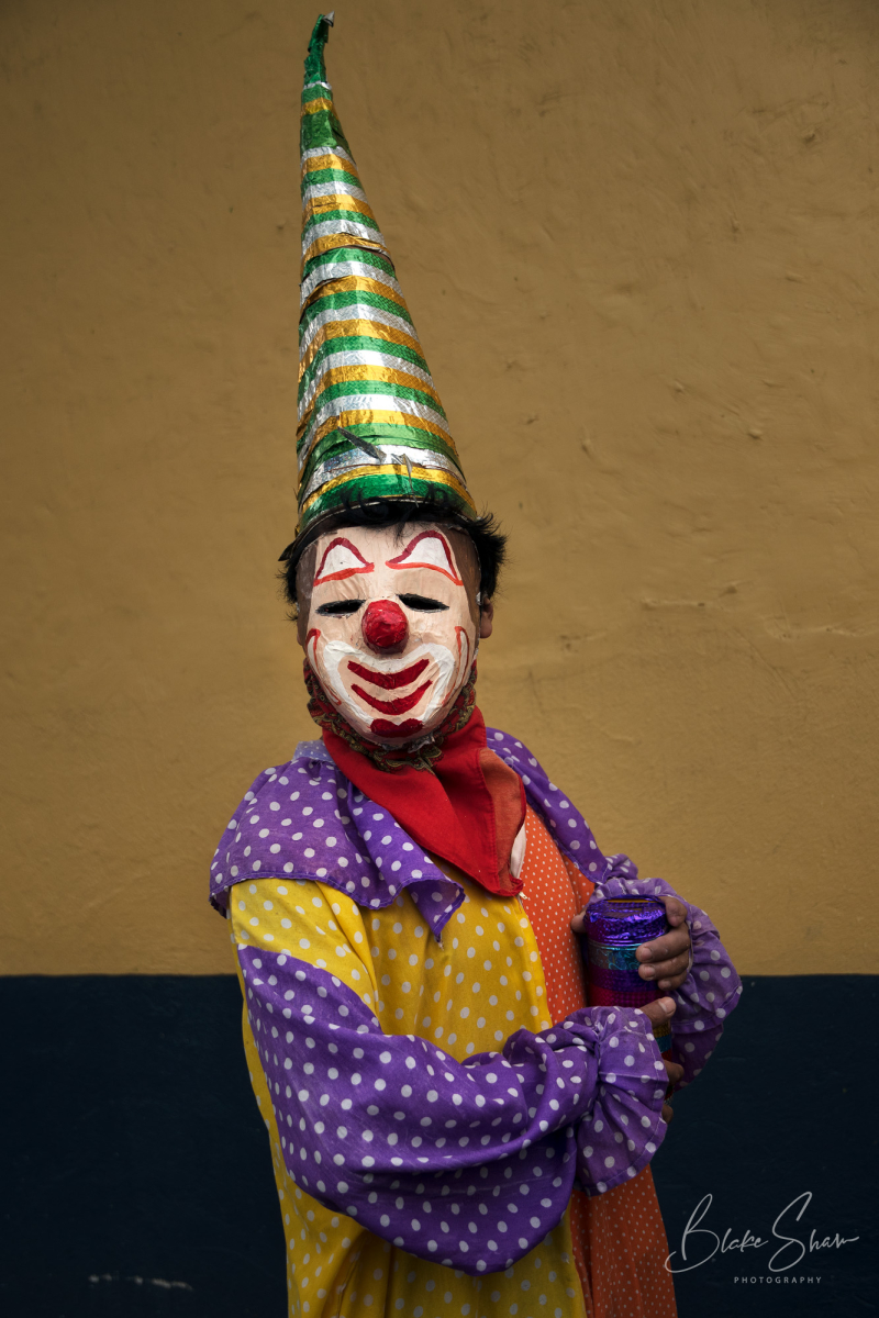 Coatepec clown 7