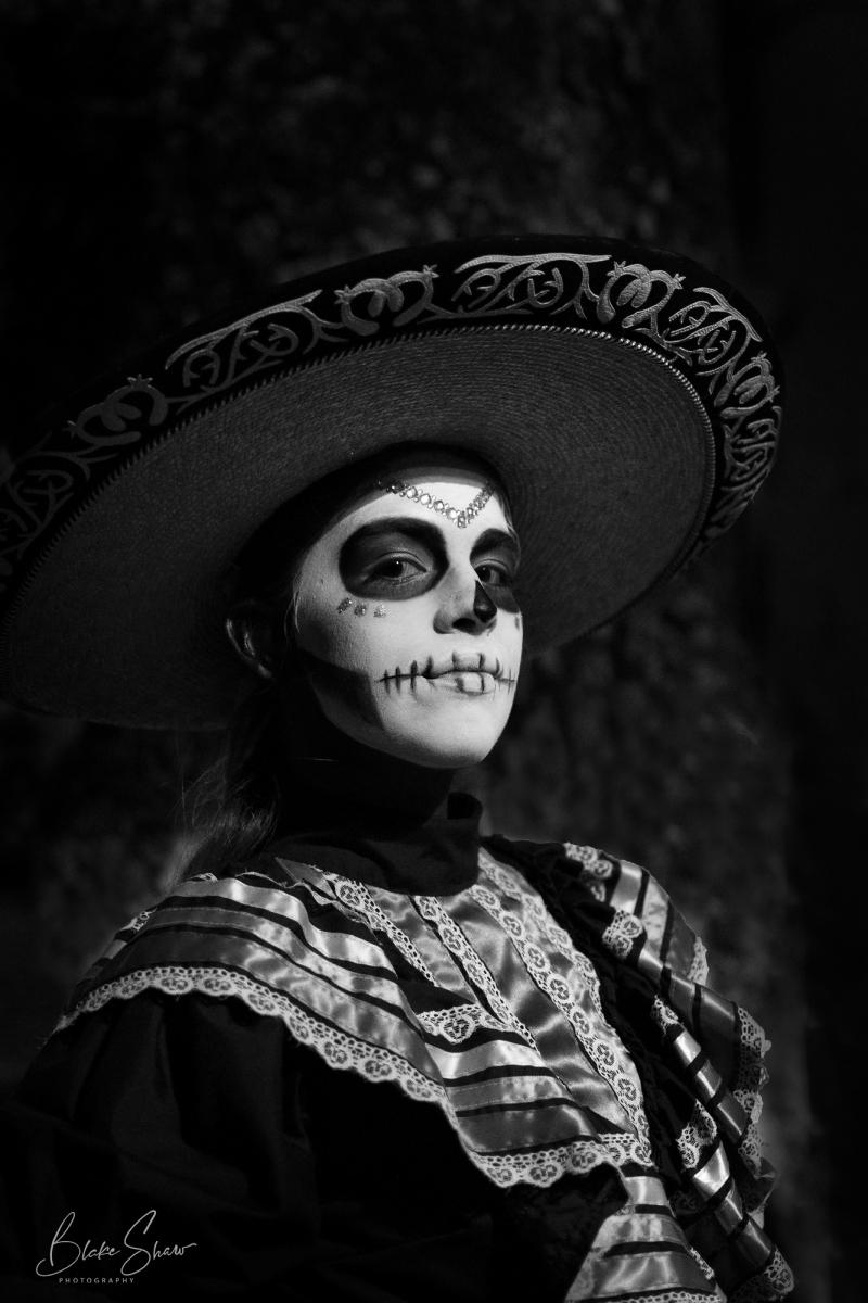 Patzcuaro sombrero girl copy