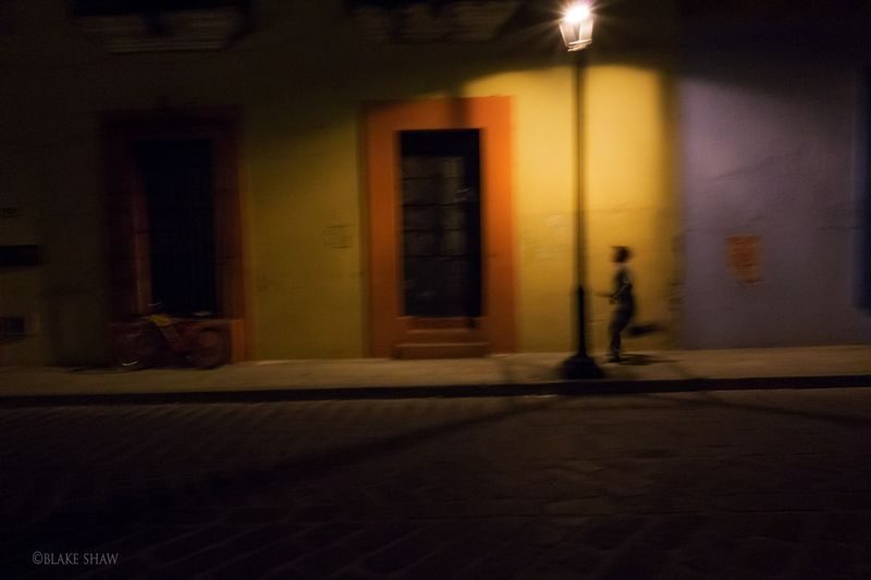 Oaxaca night runner 2