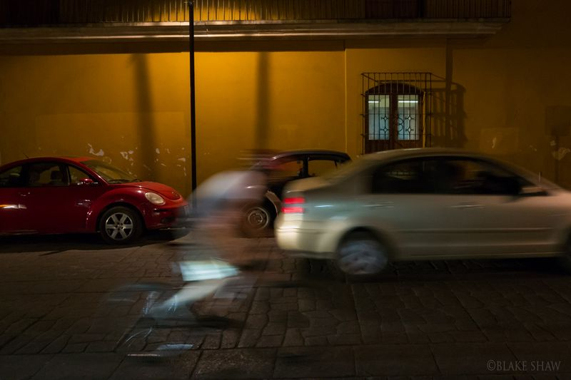 Night rider oaxaca