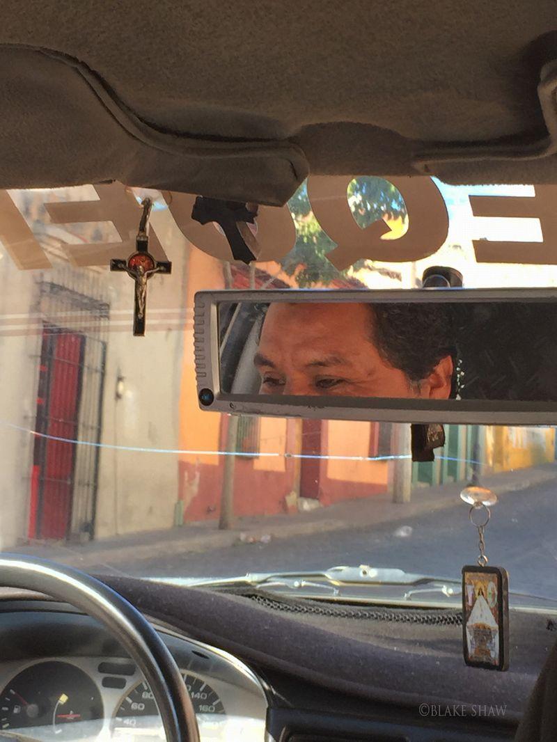 Oaxaca taxi 2