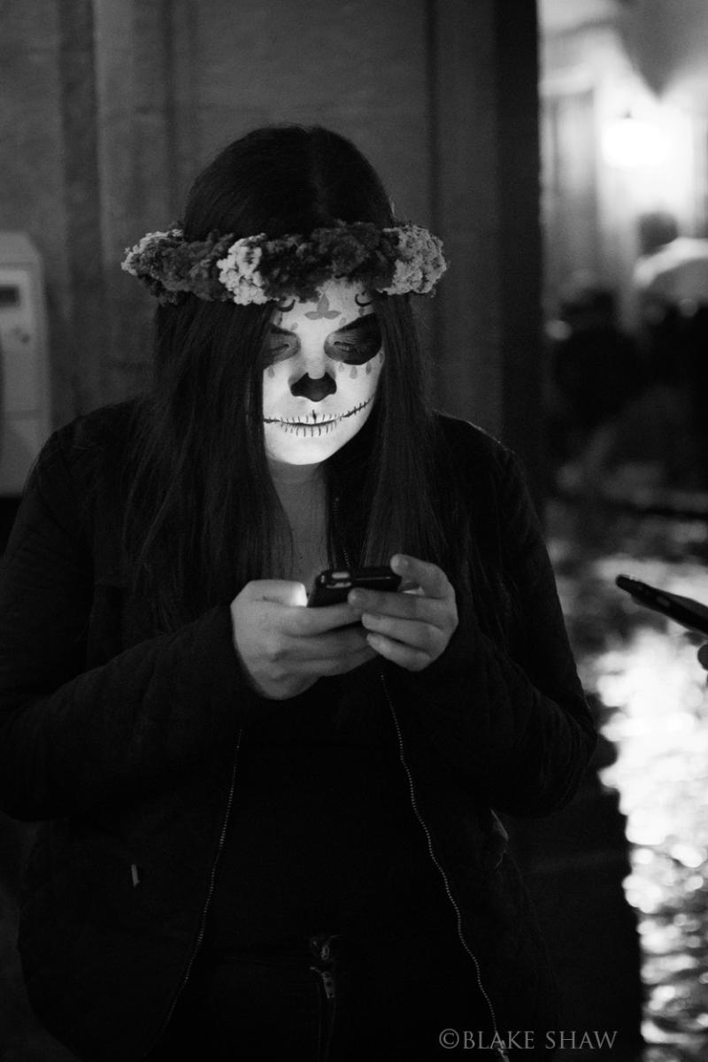 Cell phone katrina