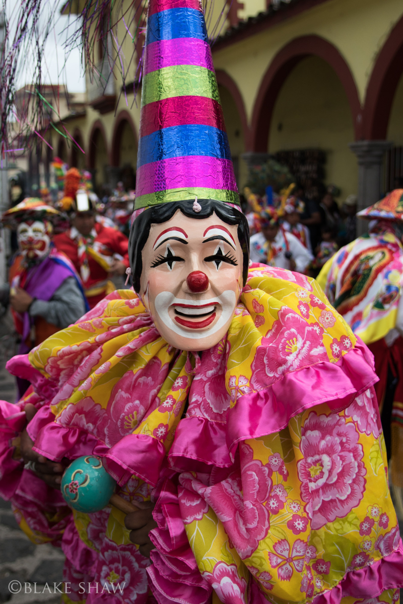 Xico clown 6