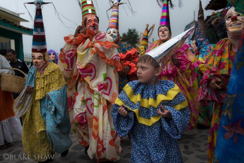 Xico parade