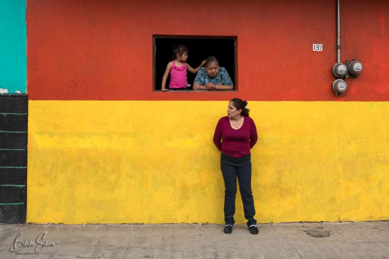 Coatepec street scene