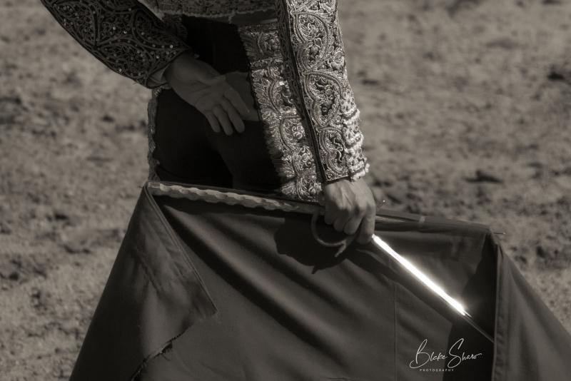 Uriel moreno el zapata sword