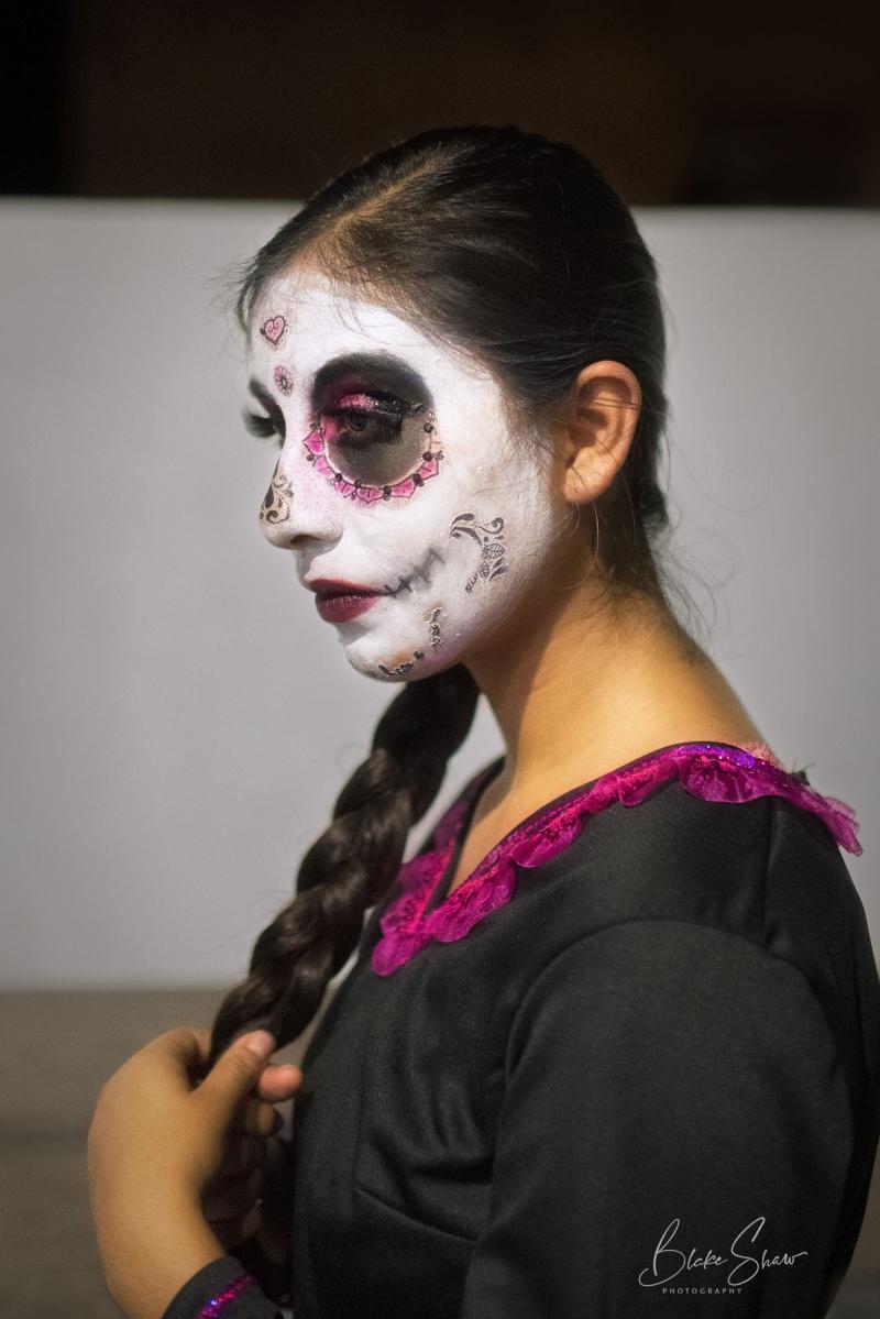 Xantolo girl 3