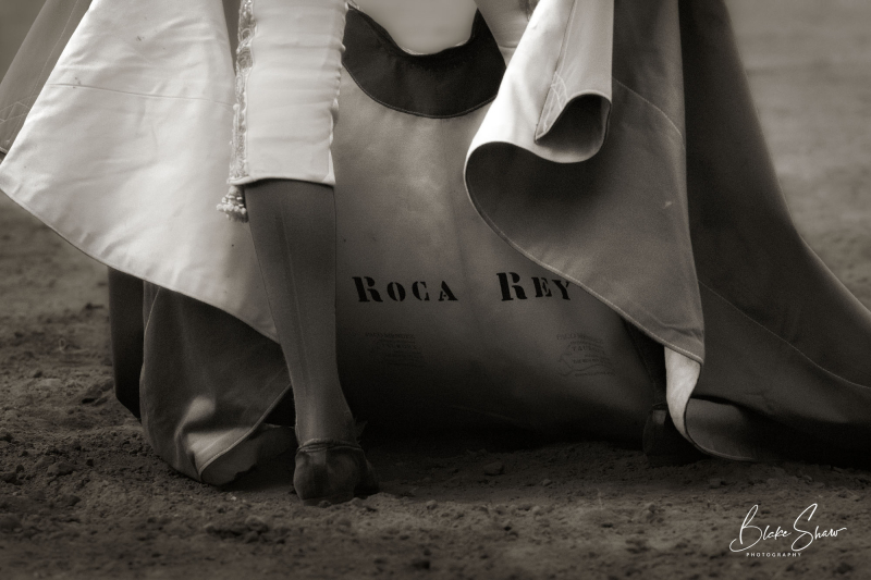 Andres roca rey capote petatera