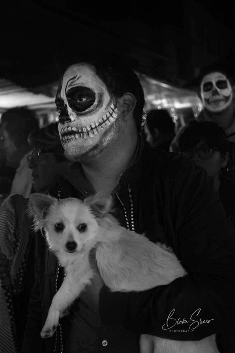 Oaxaca faces