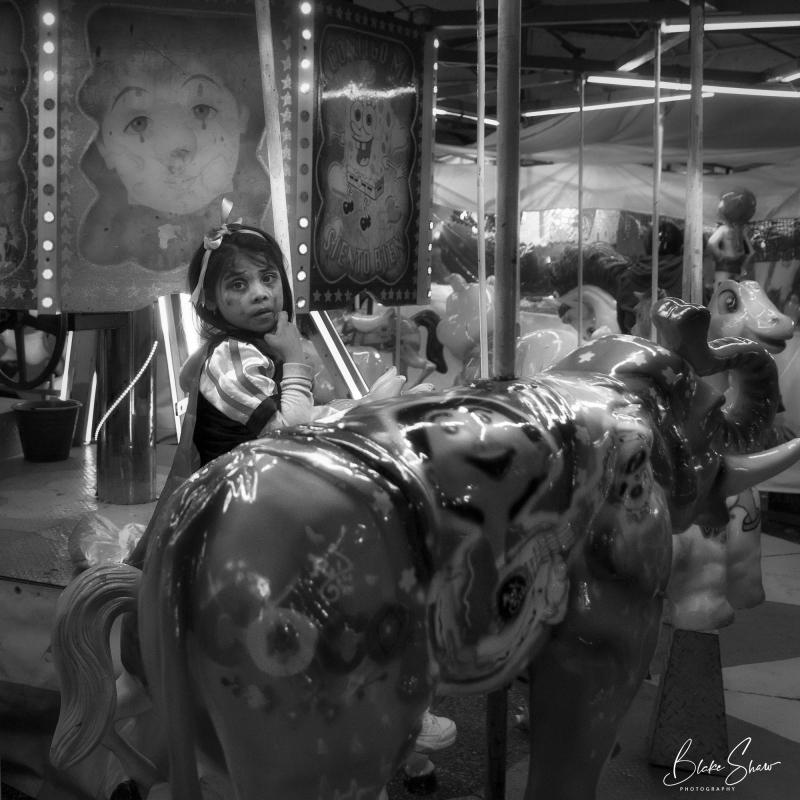 Snow white carousel oaxaca