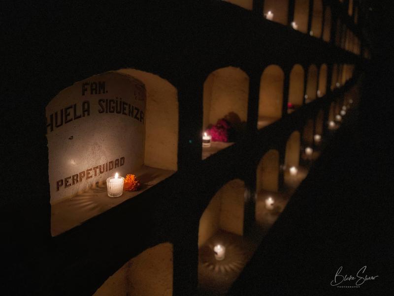 Oaxaca candles 2