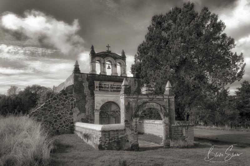 Tepetzala chapel