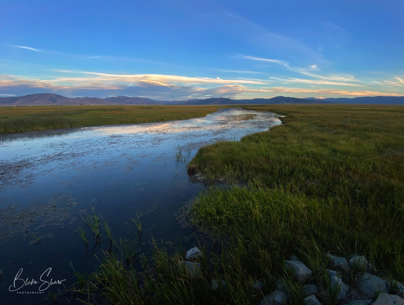 Sierra valley